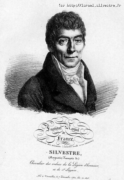 Augustin François de Silvestre