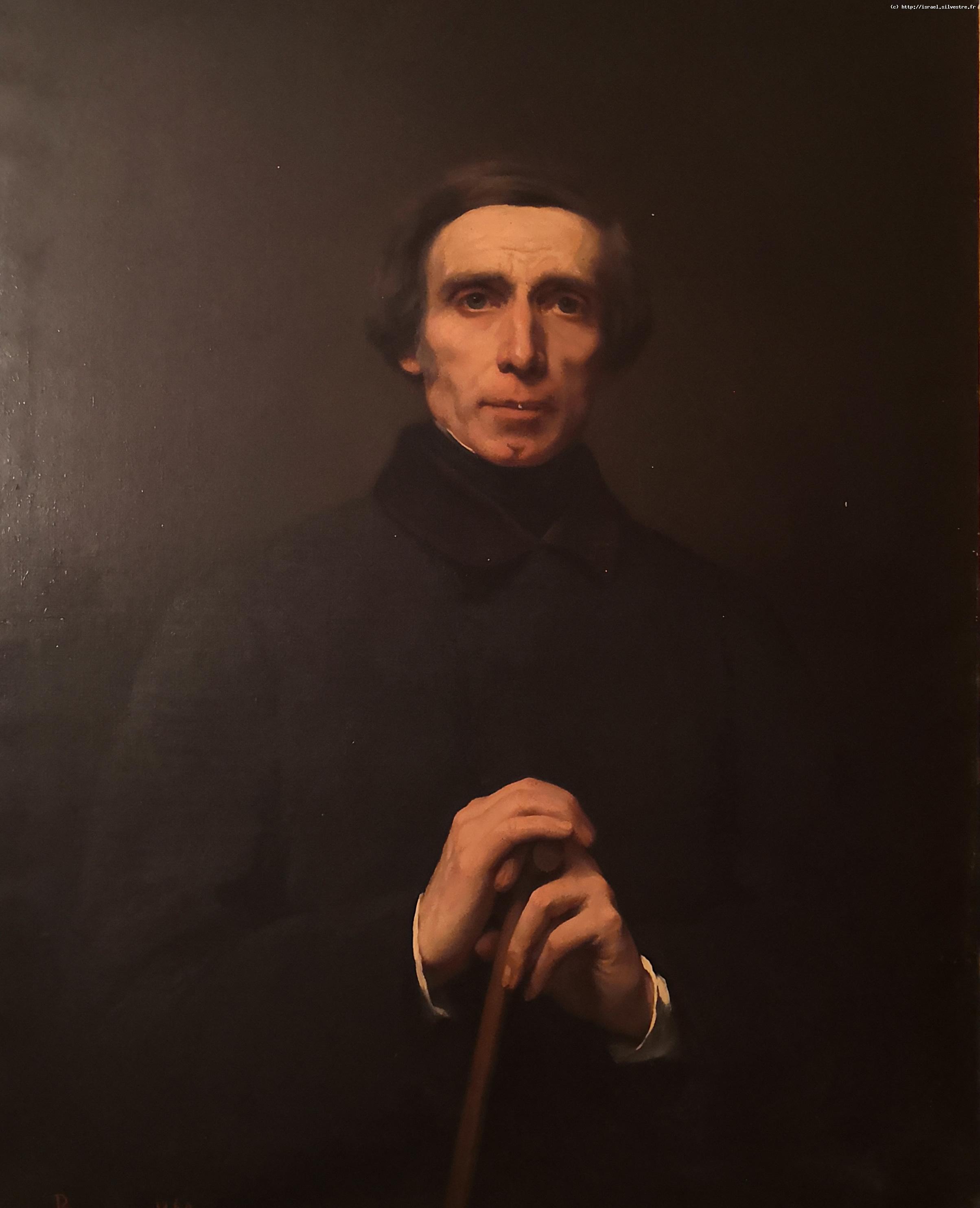 Edouard de Silvestre par Henriette Browne