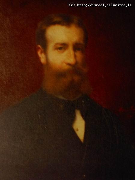 Franz de Silvestre par François Lafon