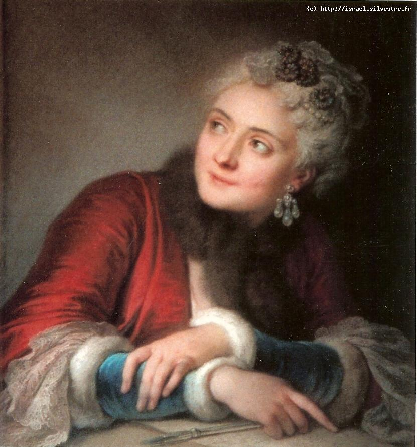 Antoine Coypel : Madeleine Le Bas