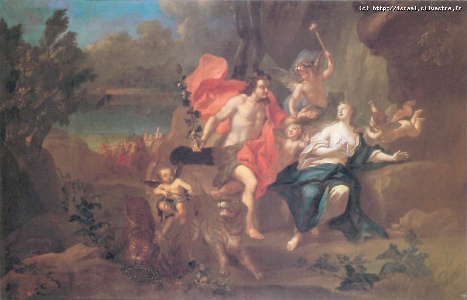 Dyonisos et Ariane