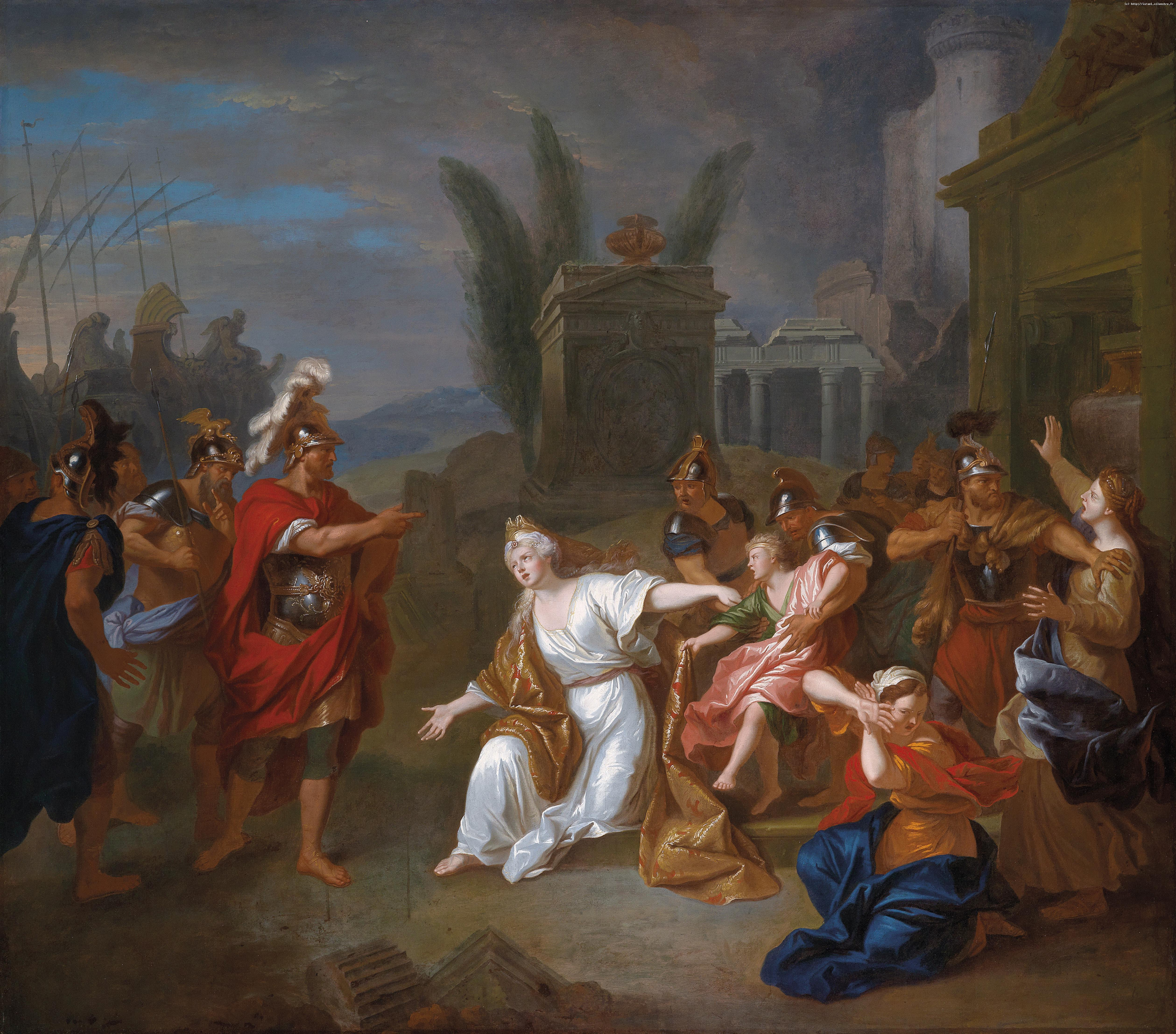 Astyanax enlevé à Andromaque