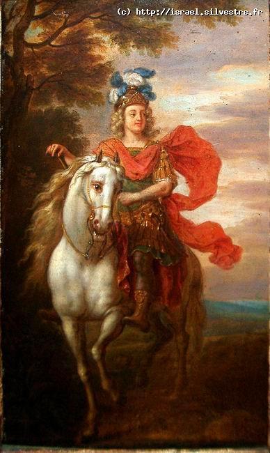 Louis XV en général romain