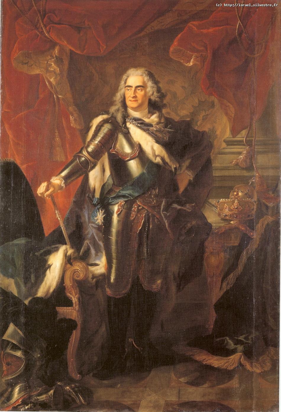 Auguste II dit le Fort