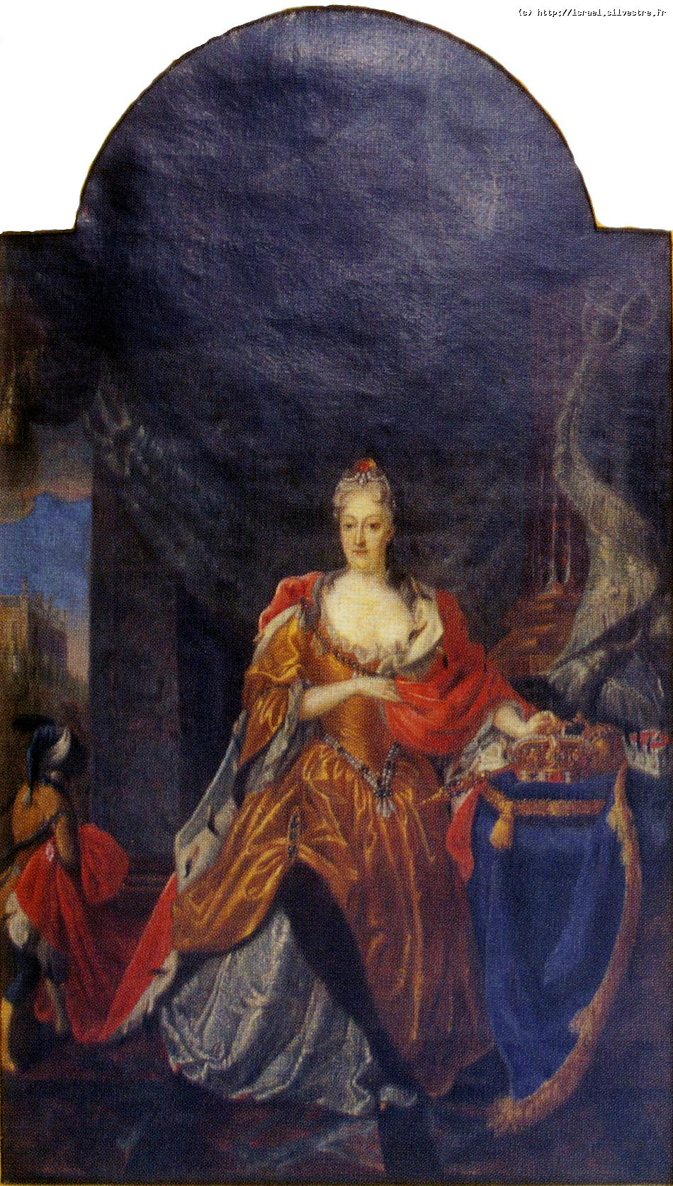 Christina Ernesta Brandenbirg-Bayreuth