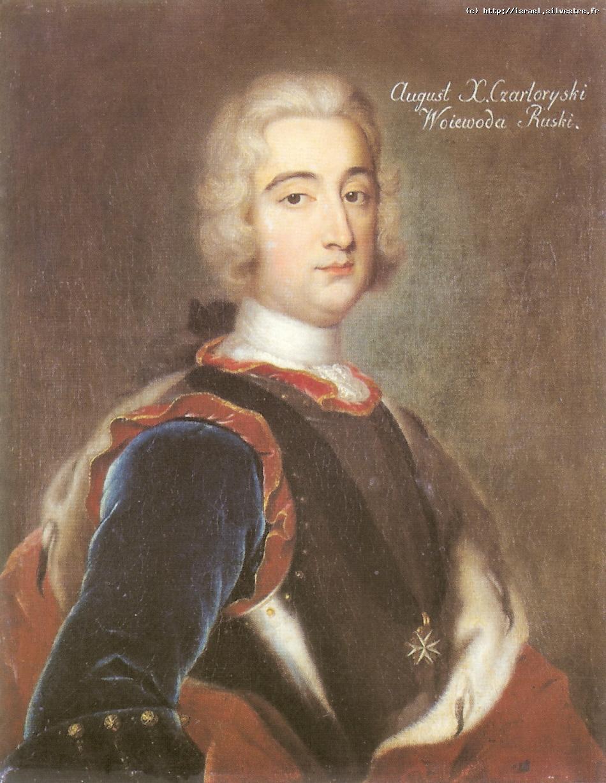 Auguste Alexandre Czartoryski