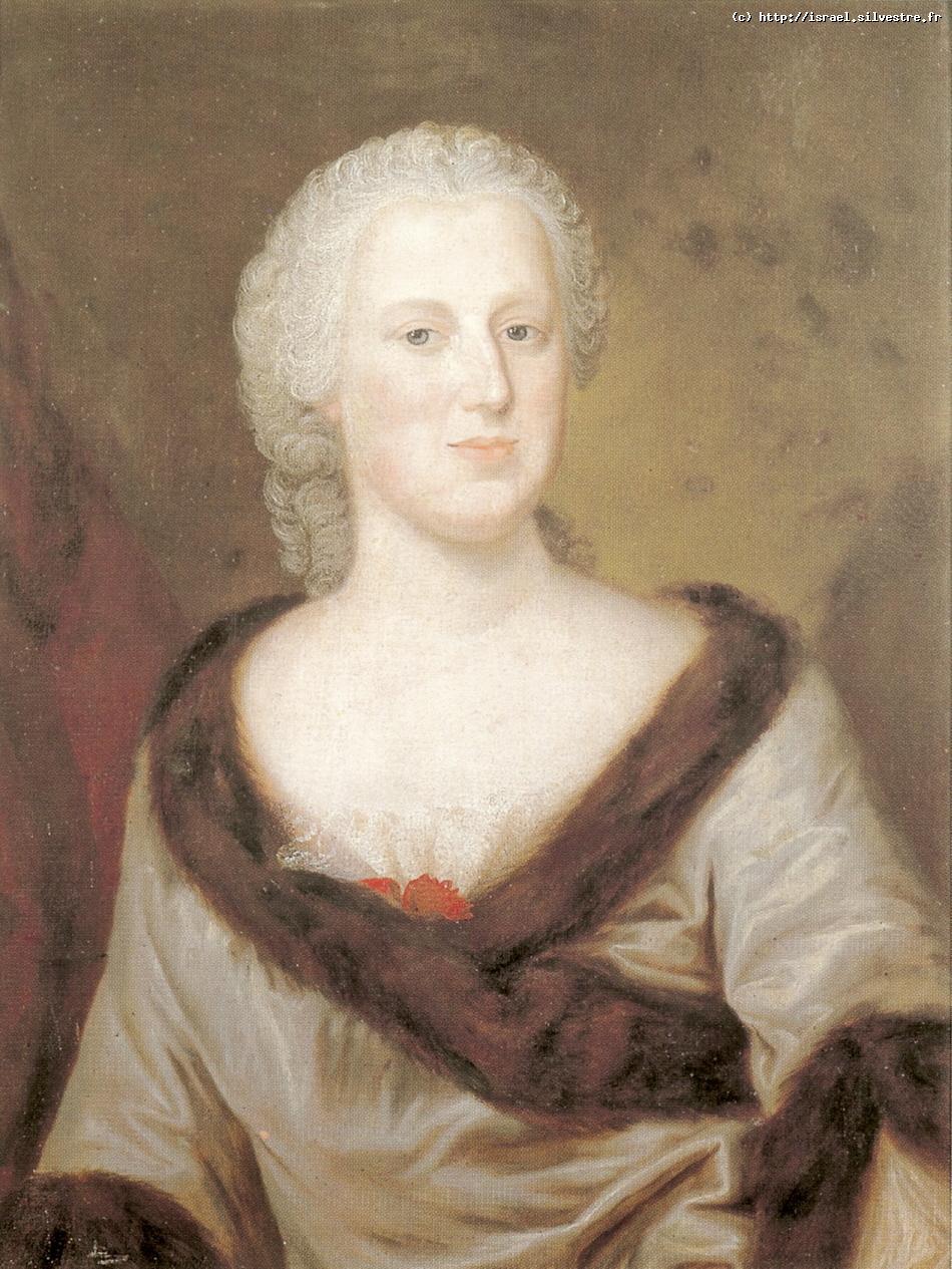 Maria Anna z Kolowratow Brühlowa