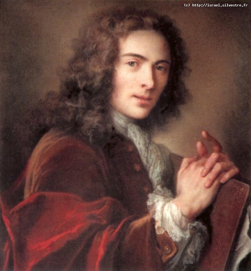 Antoine Coypel : Nicolas-Charles de Silvestre